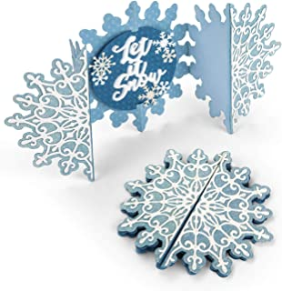 Best sizzix snowflake card Reviews