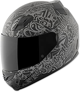 Speed and Strength United By Speed Adult SS1200 Street Motorcycle Helmet - Matte Charcoal / 2X-Large