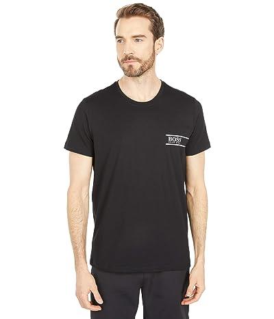 BOSS Hugo Boss T-Shirt 24 Round Neck (Black) Men