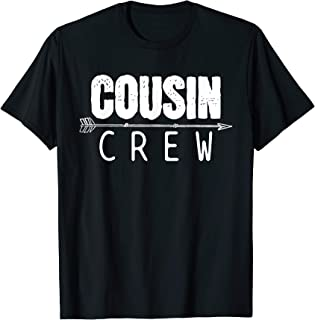 cousin tee shirts