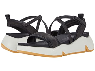 ECCO Chunky Strap Sandal