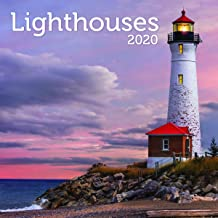 Turner Photo Lighthouses 2020 12X12 Photo Wall Calendar (20998940020)