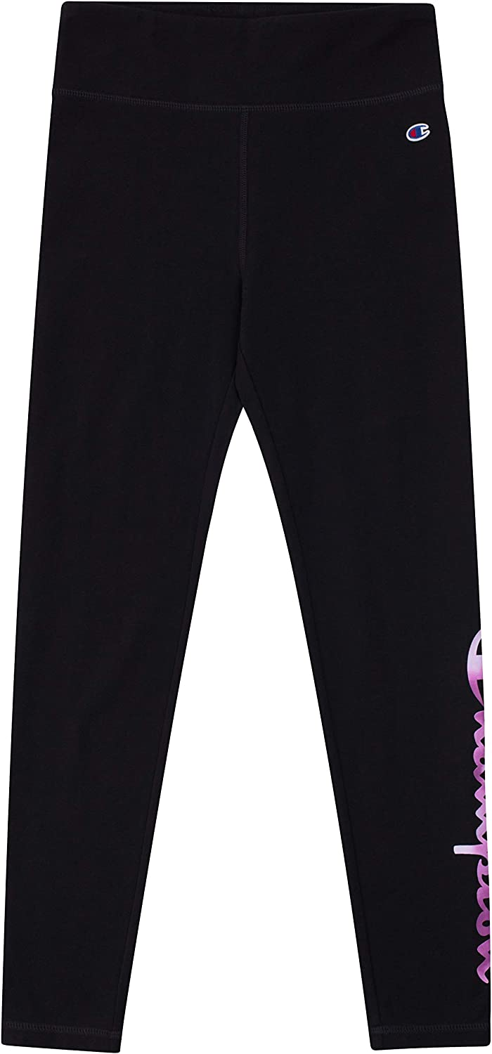 Champion Heritage Girls Stretch Running Performance Legging Pant