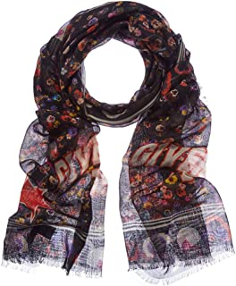 Givenchy GW7020 SD501 1 Black Scarf for Womens