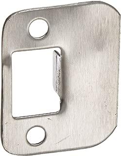 Satin Stainless Steel Finish Don-Jo EST 102 13 Gauge Extended Lip ANSI Strike Pack of 5 2 Width x 4-7//8 Height