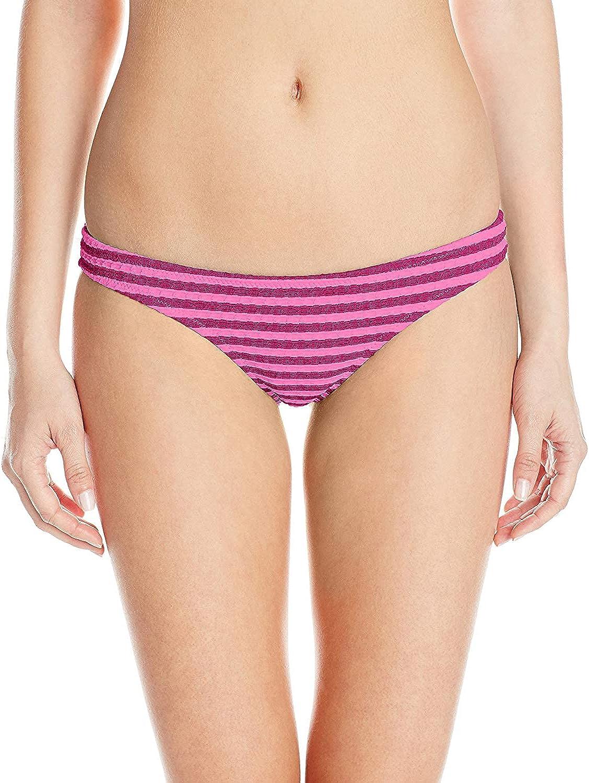 Volcom Women's Broken Lines Tiny Bikini Bottom