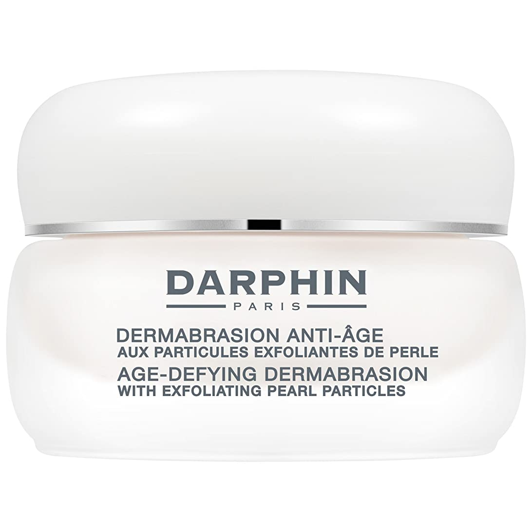 陰気精巧なハーフ年齢挑む皮膚剥離の50ミリリットルをダルファン (Darphin) (x2) - Darphin Age Defying Dermabrasion 50ml (Pack of 2) [並行輸入品]