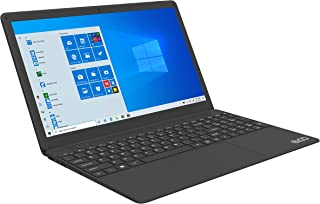 "Evoo ultra delgada 15.6"" FHD Intel Core i7 2.4-3.4GHz ram 8GB ssd 256GB, cámara web 2MP, Windows 10 Home, WiFi Bluetooth, ..."