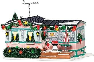 Department 56 Snow Village Lot 57 Christmas Court Lit Building