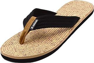 R-ISLAND Chanclas para hombre, sandalias de playa y piscina, antideslizantes, interior al aire libre,