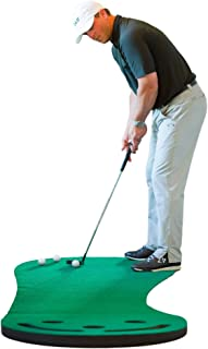 SHAUN WEBB Signature Putting Green Indoor Mat 9'x3' (Designed by PGA Pro &..