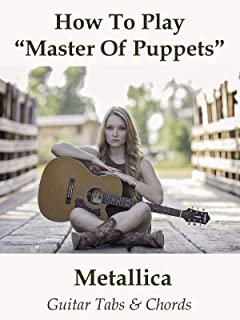 master of puppets guitar chords
