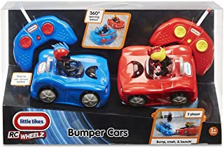 Little Tikes RC Bumper Cars (Pack of 2)