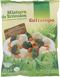 Gelcampo Frozen Kaiser Mix Vegetable (Broccoli, Cauliflower, Carrots), 300 g