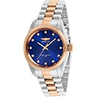 Invicta 29512 Women's Specialty Blue Dial Bracelet Watch