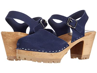MIA Abba (Dark Blue Suede) Women