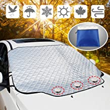 Best wintertime windshield frost covers Reviews