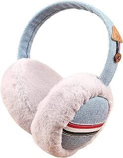 1Pcs Winter Ear Covers For Women Warm Trendy Fur Earflap Girl Ultralarge Winter Earflap Cotton Earmuff