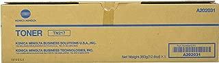 Genuine OEM Brand Name KMBS Toner Cartridge for Bizhub 223/283 A202031 (17.5K Yield) TN217
