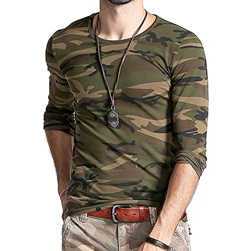 073608cb Camouflage Shirts: Buy Camouflage Shirts Online at Best Prices in ...