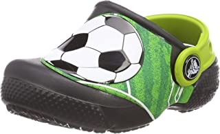 Crocs Unisex Kids Fun Lab Football Clog