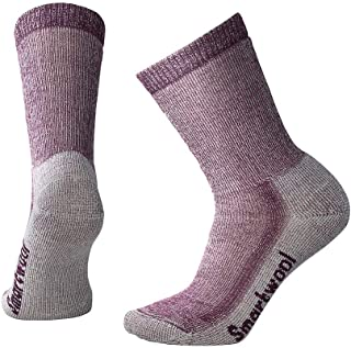 Hiking Crew Socks - Women's Medium Cushioned Wool Performance Sock