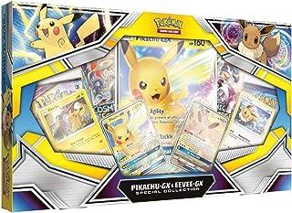 Pokemon TCG: Pikachu-Gx & Eevee-Gx Special Collection, Multicolor (820650807770)