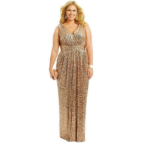 Plus Size 28 Prom Dresses: Amazon.com
