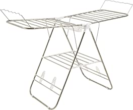 Everyday Home Drying Rack – Folding, Indoor Outdoor Portable Dryer for Clothes, Towels, Linens – Laundry and Home Essentia...