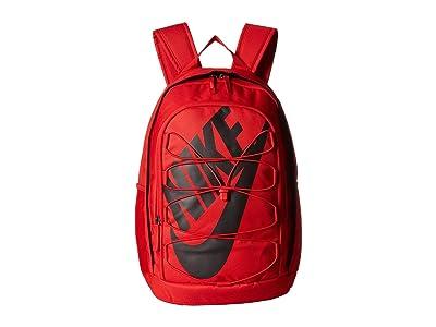 Nike Hayward Backpack 2.0 (University Red/University Red/Black) Backpack Bags