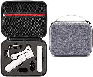 Honbobo Opbergtas voor DJI OM 5, Draagtas Beschermende Handtas Accessoires voor DJI OSMO Mobile5 Gimbal Stablizer (Grijze ...