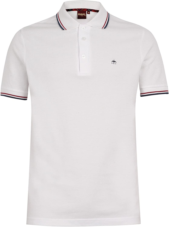 Merc of London Card Polo Shirt Hombre
