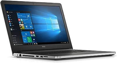 Dell Inspiron 15-5559 Intel Core i5-6200U X2 2.3GHz 8GB 1TB 15.6in,Silver(Renewed)