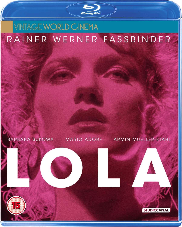 Lola Blu-Ray Max 49% 5 ☆ very popular OFF Region B UK - Import