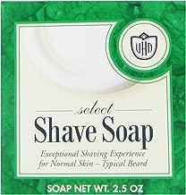 Van Der Hagen Select Shave Soap, 2.5-Ounce Boxes (Pack of 12)