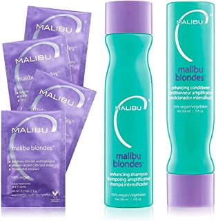 Malibu C: Blondes Brightening and Enhancing Kit
