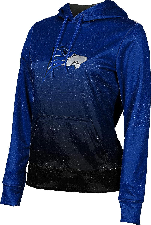 ProSphere Chandler High School Girls' Pullover Hoodie, School Spirit Sweatshirt (Ombre)