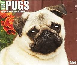 Just Pugs 2019 Box Calendar (Dog Breed Calendar)
