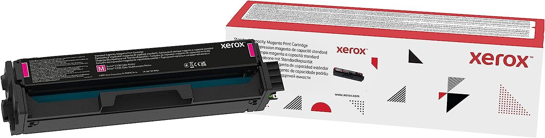 Xerox Genuine C230/C235 Magenta High Capacity Toner-Cartridge (2,500 pages) -006R04393