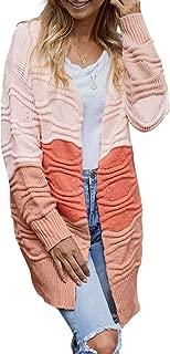 Dcharme Womens Tunic Long Sleeve Pullover Cowl Neck Plaid Pattern Drawstring Sweatshirt Tops