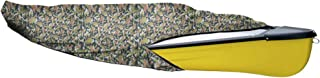 iCOVER Kayak Cover- Heavy Duty Kayak Canoe Case for Outdoor Storage and Travel, 10ft/13ft/16ft, Camo and Grey