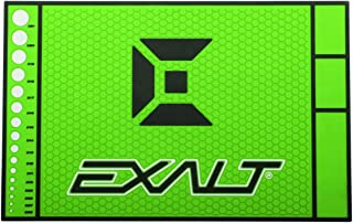 Exalt Paintball HD Rubber Tech Mat - Slime Green