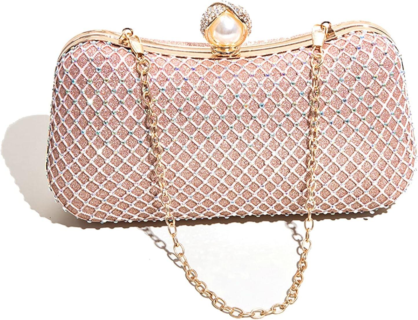 YANGB Handbag Evening Mail order cheap Clutch Bag Pearl Same day shipping Women P Wallet for