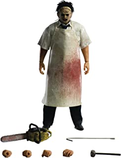 ThreeZero The Texas Chain Saw Massacre: Leather Face 1: 6 Scale Action Figure