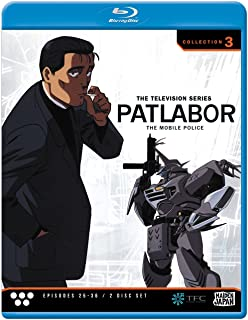 Patlabor TV: Collection 3
