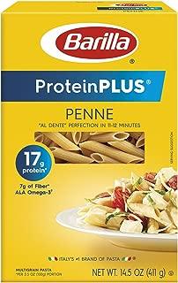 Barilla ProteinPlus Multigrain Pasta, Penne, 14.5 Ounce