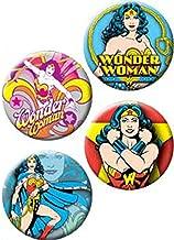 Licenses Products DC Comics Originals Wonder Women Assorted Artworks 1.25