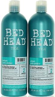 TIGI Bed Head Urban Anti-dote PFZoVz Recovery Shampoo & Conditioner Duo Damage Level 2, 25.36 Oz, 2 Units