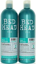Tigi Bed Head by Tigi Urban Antidotes Recovery Shampoo & Conditioner for Dry Hair (2), 1500 ml, Pack of 2