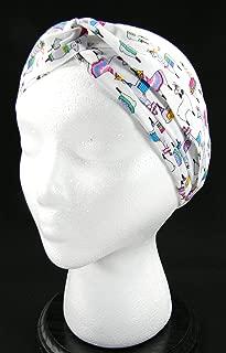 Llamas Turban Headband headwrap/headband